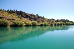 View of Clutha River from Clutha Gold Cycle Trail