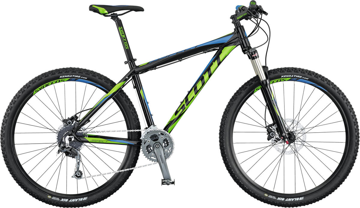 Scott Aspect 730 Bike